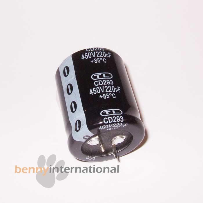 10x 10uF 63V DC 105°C KEMET ESH Aluminium Electrolytic Capacitor AUS STOCK