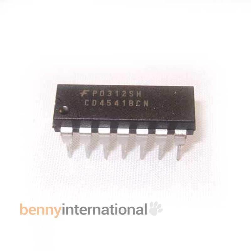 """CD4541BCN  /""""Original/"""" National  14P DIP IC AKA MM14541BCN CMOS  5  pcs"""