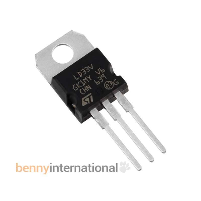 ST MICRO L4940V5 LDO Voltage Regulators 5.0V 1.5A Positive IC New Lot Quantity-5