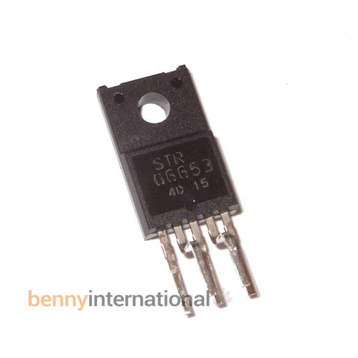 STRG6653 G6653 Circuito Integrato STRG 6653